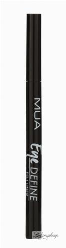 MUA - Eye Define - FELT LINER - Precyzyjny eyeliner w pisaku