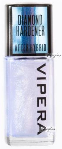VIPERA - AFTER HYBRID STRONG NAILS - DIAMOND HARDENER - Mocne paznokcie - Diamentowy utwardzacz po hybrydzie
