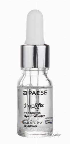PAESE - DROP&FIX - Multi-Functional Liquid Fixer - Wielofunkcyjny płyn utrwalający