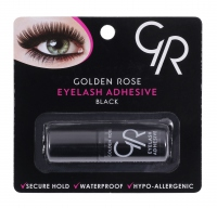 Golden Rose - Eyelash Adhesive Black - Waterproof