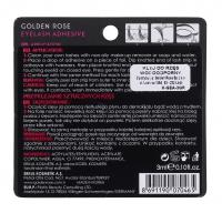 Golden Rose - Eyelash Adhesive Black - Waterproof