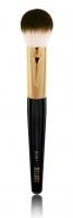 MILANI - Blush Brush - Highlight + Color + Sculpt - Pędzel do rozświetlacza, różu lub konturowania - 502