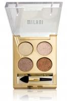 MILANI - Fierce Foil Eyeshine - Set of 4 foil eyeshadows - 01 MILAN
