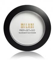MILANI - PREP+SET+GO - Transparent Face Powder - Transparentny puder do twarzy