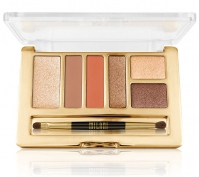 MILANI - Everyday Eyes Eyeshadow Collection - 05 EARTHY ELEMENTS - Paleta cieni do powiek