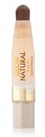 MILANI - GLOW NATURAL - Brush-On Liquid MakeUp Oil Free - Podkład rozświetlający do twarzy