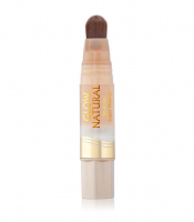 MILANI - GLOW NATURAL - Brush-On Liquid MakeUp Oil Free - Podkład rozświetlający do twarzy - 02  - LIGHT TO MEDIUM - 02  - LIGHT TO MEDIUM