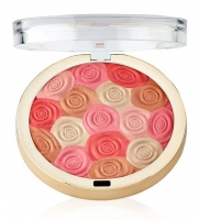 MILANI - Illuminating Face Powder - ULTRA-SMOOTH HIGHLIGHTER, BRONZER & BLUSH - Róż, bronzer i rozświetlacz w jednym