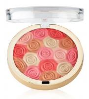 MILANI - Illuminating Face Powder - ULTRA-SMOOTH HIGHLIGHTER, BRONZER & BLUSH - Róż, bronzer i rozświetlacz w jednym