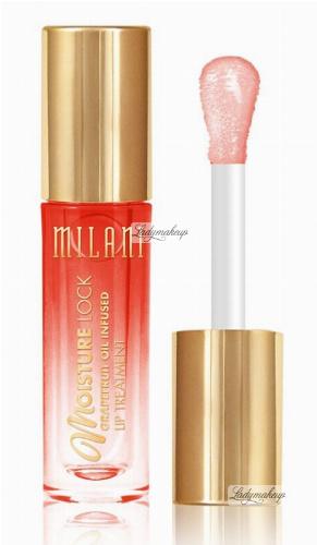 MILANI - Moisture Lock Lip Treatment - Olejek do ust