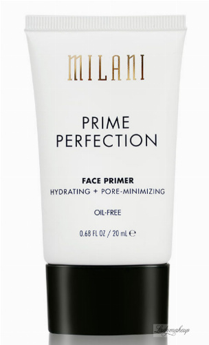 MILANI - PRIME PERFECTION - FACE PRIMER - Hydrating + Pore-Minimizing - Nawilżająco - Wygładzająca baza pod makijaż
