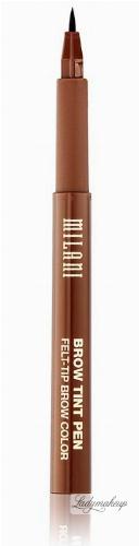 MILANI - BROW TINT PEN - Felt-Tip Brow Color - Pisak do brwi