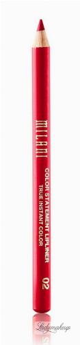 MILANI - Color Statement Lipliner - True Instant Color - Kredka do ust