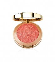 MILANI - Baked Powder Blush - Róż wypiekany - 08 - CORALLINA  - 08 - CORALLINA