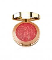MILANI - Baked Powder Blush - Róż wypiekany - 09 RED VINO  - 09 RED VINO