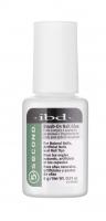 Ibd - Brush-On Nail Glue -  Klej do tipsów z pędzelkiem