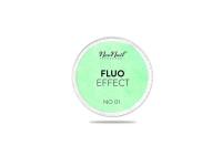 NeoNail - FLUO EFFECT - Fluorescencyjny pyłek do paznokci - 5399-1 - FLUO Effect 01 - 5399-1 - FLUO Effect 01