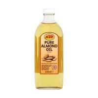 KTC - PURE ALMOND OIL - Olej migdałowy - 300 ml