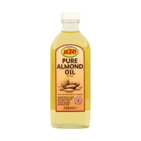 KTC - PURE ALMOND OIL - 200 ml