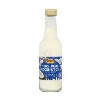 KTC - 100% PURE COCONUT OIL - 250 ml