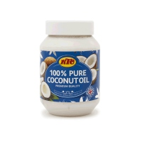 KTC - 100% PURE COCONUT OIL - Olej kokosowy - 500 ml