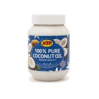 KTC - 100% PURE COCONUT OIL - Olej kokosowy - 500 ml