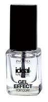 INGRID - Ideal Nail Care Definition - GEL EFFECT TOP COAT - Preparat nawierzchniowy zapewniający efekt żelowych paznokci