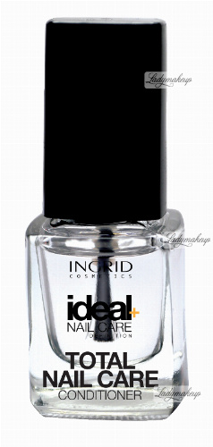 INGRID - Ideal Nail Care Definition - TOTAL NAIL CARE CONDITIONER - Odżywczy preparat - Kompleksowa kuracja paznokci