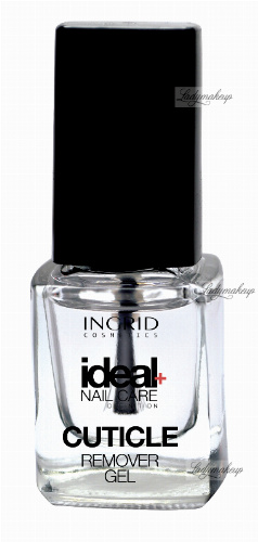 INGRID - Ideal Nail Care Definition - CUTICLE REMOVER GEL - Żel do pielęgnacji i usuwania skórek