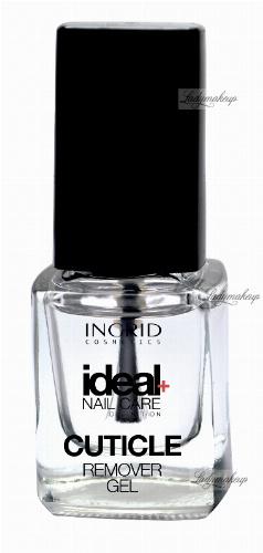 INGRID - Ideal Nail Care Definition - CUTICLE REMOVER GEL - Żel do pielęgnacji i usuwania skórek