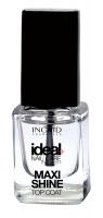 INGRID - Ideal Nail Care Definition - MAXI SHINE TOP COAT - Nabłyszczający preparat nawierzchniowy