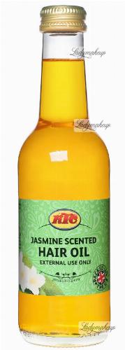 KTC - Jasmine SCENTED HAIR OIL - 250 ml