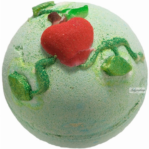 Bomb Cosmetics - Garden of Eden - Sparkling Bath Ball