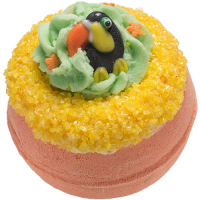 Bomb Cosmetics - Toucan Tango - Sponge Bath Ball