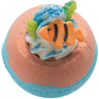 Bomb Cosmetics - Just keep swimming - Sparkling bath ball - NEMO