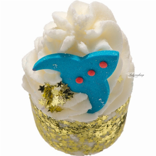 Bomb Cosmetics - Space Oddity Bath Mallow - Moisturizing Bath Bun