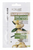 VOLLARÉ - OLIVE ESSENCE FINE-GRAINED FACIAL SCRUB - FOR ALL SKIN TYPES - Oliwkowy peeling drobnoziarnisty do twarzy do każdego typu cery