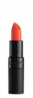 GOSH - Velvet Touch Lipstick - Odżywcza pomadka do ust - 153 - FLIRTY ORANGE - 153 - FLIRTY ORANGE