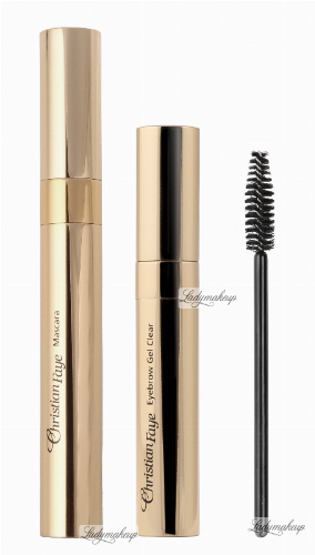 Christian - SUPERB DUO - MASCARA & EYEBROW GEL