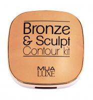 MUA - Bronze & Sculpt - Contour Kit