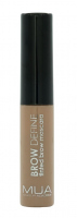 MUA - BROW DEFINE - Tinted brow mascara - Tusz do brwi