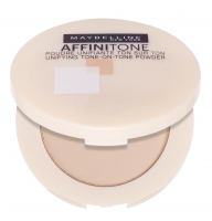 MAYBELLINE - AFFINITONE TONE-ON-TONE POWDER - Puder do twarzy