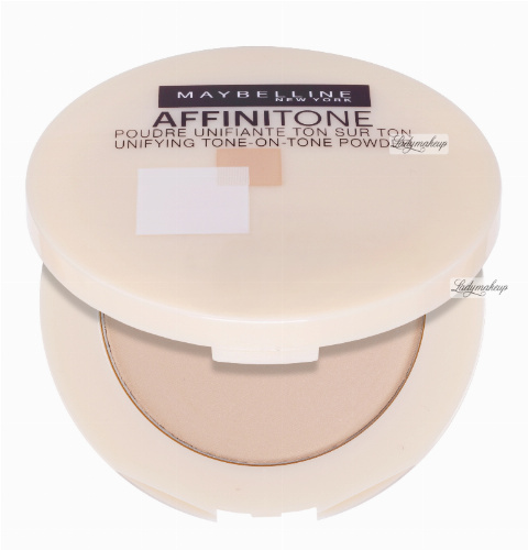 MAYBELLINE - AFFINITONE TONE-ON-TONE POWDER