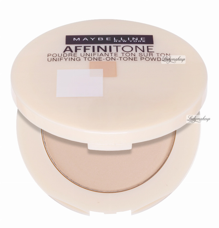 Affinitone Pressed Powder by Maybelline #4