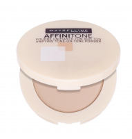 MAYBELLINE - AFFINITONE TONE-ON-TONE POWDER - 42 - DARK BEIGE - 42 - DARK BEIGE