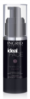 INGRID - Ideal Face - Perfectly Cover - LUXURIOUS SILKY MAKE-UP FOUNDATION - Luksusowy jedwabisty podkład do twarzy