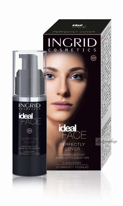 Wake up - make up! | urodowo-lajfstajlowo: Podkład INGRID