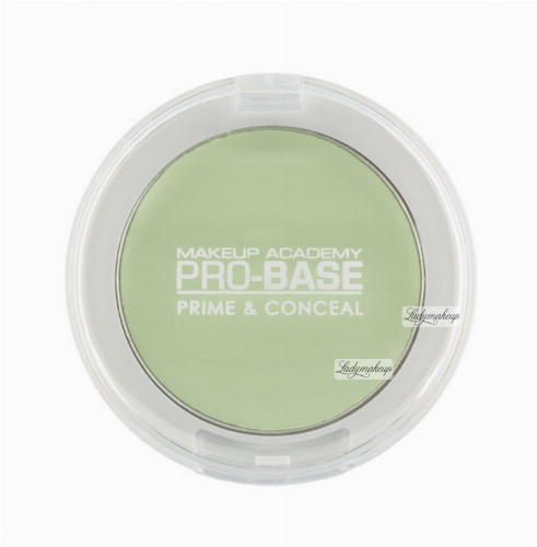 MUA - PRO-BASE - Prime & Conceal - Camouflage / Concealer / Correcting cream