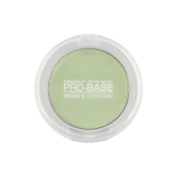 MUA - PRO-BASE - Prime & Conceal - Camouflage / Concealer / Correcting cream - GREEN - GREEN