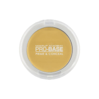 MUA - PRO-BASE - Prime & Conceal - Camouflage / Concealer / Correcting cream - YELLOW - YELLOW
